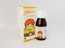 Curbeplex Plus prebiotik 60 ml untuk membantu memperbaiki nafsu makan dan membantu memelihara kesehatan fungsi pencernaan.