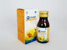 De cough ginger for adult 60 ml untuk membantu meredakan batuk.