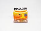 Decolgen adalah obat untuk mengobati gejala flu seperti sakit kepala, demam, bersin-bersin, dan hidung tersumbat