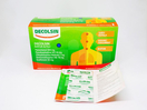 Decolsin adalah obat untuk meredakan batuk, menurunkan demam, meredakan hidung tersumbat, meredakan hidung gatal dan bersin-bersin