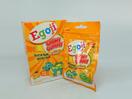 Egoji Chewy Gummy Plus Vitamin C Rasa Jeruk digunakan untuk memelihara daya tahan tubuh anak serta dapat juga merawat sel-sel serta jaringan tubuh.