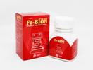 Fe-Bion Kapsul digunakan sebagai suplemen zat besi, vitamin dan mineral.