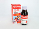 Feroglobin sirup 100 ml adalah suplemen vitamin dan mineral untuk defisiensi zat besi, zinc, vitamin B.