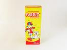 Ferriz sirup 100 ml merupakan suplemen untuk membantu memenuhi kebutuhan zat besi.