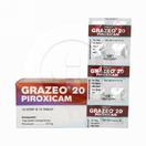Grazeo tablet adalah obat untuk mengatasi gangguan pada sendi dan otot.