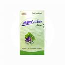 Hi-Bone Active tablet kunyah merupakan suplemen untuk memelihara kesehatan tulang.