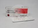 Irvell digunakan pada pengobatan hipertensi
