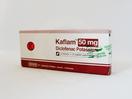 Kaflam tablet 50 mg adalah obat yang berguna sebagai pengobatan jangka pendek untuk kondisi-kondisi akut seperti nyeri inflamasi dan nyeri.