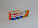 Kalpanax-K 5 g mengatasi infeksi sekunder bakteri.