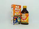 Kamulvit B-12 sirup 120 ml adalah suplemen untuk membantu memenuhi kebutuhan multivitamin dan mineral