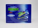 Komix OBH digunakan untuk meringankan batuk berdahak dan pilek