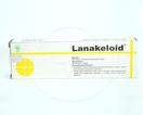 Lanakeloid dapat digunakan untuk mengobati akibat luka bakar ringan