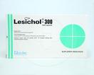 Lesichol-300 adalah suplemen makanan yang dapat membantu memelihara kesehatan fungsi hati