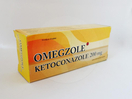 Omegzole tablet 200 mg obat untuk mengobati Infeksi jamur pada kulit, rambut, dan mukosa yang disebabkan oleh jamur.