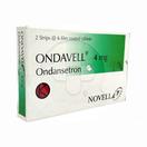 Ondavell tablet adalah obat untuk mengatasi mual dan muntah setelah kemoterapi atau radioterapi.