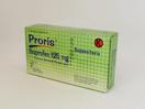 Proris suppositoria adalah obat untuk menurunkan demam dan meredakan nyeri ringan hingga sedang