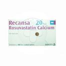 Recansa tablet adalah obat yang digunakan untuk mengontrol kolesterol dan trigliserida dalam darah.