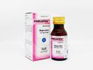 Rhelafen suspensi 60 ml untuk menurunkan demam pada anak-anak dan meringankan nyeri ringan sampai sedang.