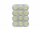 Robitussin digunakan untuk iritasi dan sakit tenggorokan.