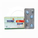 Rozgra tablet adalah obat untuk mengatasi masalah seksual pada pria seperti disfungsi ereksi.