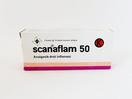 Scanaflam 50 tablet obat yang digunakan untuk meredakan rasa nyeri pasca trauma maupun pasca operasi.