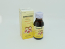 Supralysin Sirup 60 ml digunakan untuk membantu memenuhi kebutuhan vitamin dan lisin.
