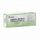 Takelin tablet adalah suplemen untuk meningkatkan ingatan dan kemampuan penglihatan.