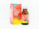 Ternix plus sirup adalah obat untuk meringankan gejala-gejala flu. Ternix plus sirup termasuk dalam golongan obat bebas terbatas. Ternix plus sirup mengandung zat aktif parasetamol, pseudoefedrin hidroklorida, klorfeniramin maleat, dan guaifenesin.