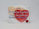 Thrombo Aspilet tablet adalah obat untuk mencegah pembekuan dalam pembuluh darah seperti pada penyumbatan otot jantung (infark miokard) akut dan kondisi pasca stroke
