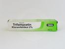 Trifamycetin salep 15 g obat infeksi kulit yang disebabkan bakteri.