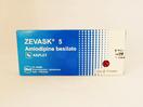 Zevask kaplet 15 mg obat untuk pengobatan pada tekanan darah tinggi dan iskemia miokard.