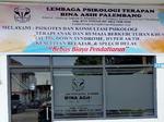Lembaga Psikologi Bina Kasih Palembang