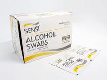 Alkohol Swab kain seka 70%