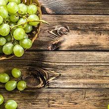 Manfaat buah anggur hijau berasal dari nutrisinya
