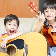 Manfaat musik terhadap tumbuh kembang Si Kecil tidak boleh diremehkan.