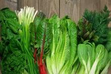 sayuran berdaun hijau adalah contoh sayuran yang mengandung asam folat
