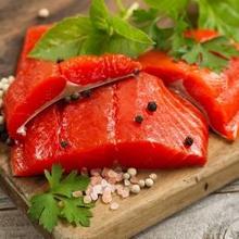 Kandungan ikan salmon bermanfaat bagi tubuh kita