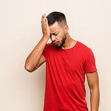 Stres bisa menjadi penyebab seseorang hilang ingatan