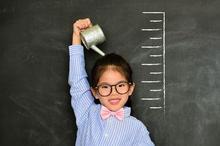 Agar anak tumbuh tinggi penuhi kebutuhan nutrisinya