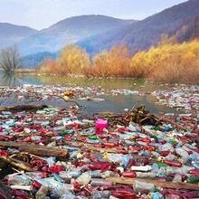 Pencemaran lingkungan terdiri dari pencemaran air, tanah, udara, suara, dan cahaya