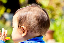 Biasanya cedera akibat kepala bayi terbentur dapat sembuh sendiri tanpa perawatan khusus