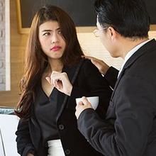 Pelecehan seksual di kantor