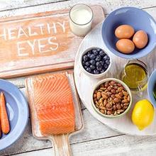 Makanan yang baik untuk kesehatan mata