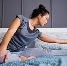 Yoga sebelum tidur dianggap ampuh atasi insomnia.