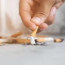 Cara menghilangkan nikotin dalam tubuh dilakukan dengan segera berhenti merokok