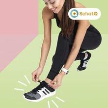 Memilih sepatu lari yang tepat penting dilakukan untuk menghindarkan diri dari risiko cedera