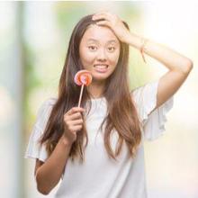 Akibat makan permen berlebihan tak hanya gigi berlubang