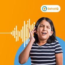 Salah satu penyebab telinga tidak bisa mendengar sebelah adalah cedera