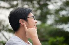 Pengobatan telinga tuli dengan alat