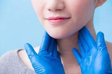 Gangguan kelenjar tiroid pada leher bagian depan dapat disembuhkan dengan pengobatan yang tepat